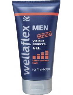 Wella Wellaflex Men Visible Effects Gel ultra starker Halt