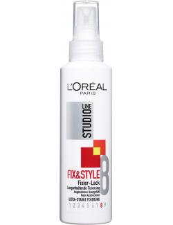 L'Oréal Paris Studio Line Fix & Style Fixierlack ultra stark (150 ml) - 3600522471714