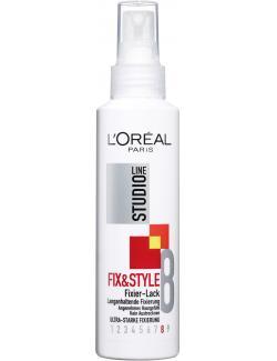 L'Oréal Paris Studio Line Fix & Style Fixierlack ultra stark