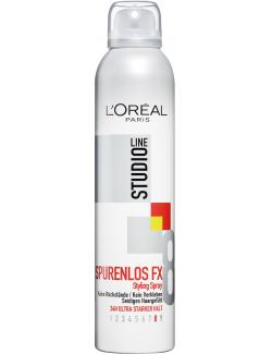 L'Oréal Paris Studio Line Spurenlos FX Styling Spray ultra starker Halt (250 ml) - 3600522471684