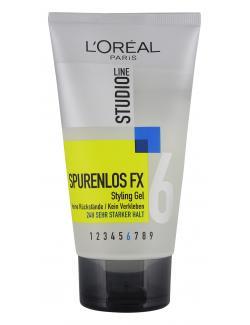 L'Oréal Paris Studio Line Spurenlos FX Styling-Gel sehr starker Halt (150 ml) - 3600522471790
