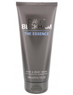 David Beckham The Essence Hair & Body Wash (200 ml) - 3607342532403