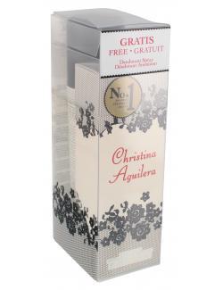 Christina Aguilera Eau de Parfum & Deodorant Spray (1 St.) - 737052710389