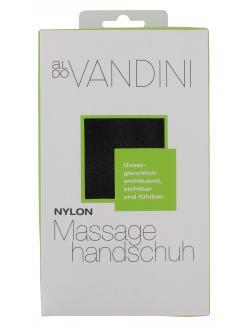 Aldo Vandini Nylon Massagehandschuh (1 St.) - 4003583178582