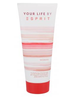 Esprit Your Life Shower Gel (200 ml) - 3607347470885