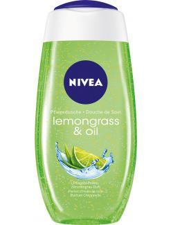Nivea Lemongras Oil Pflegedusche (250 ml) - 4005900053794