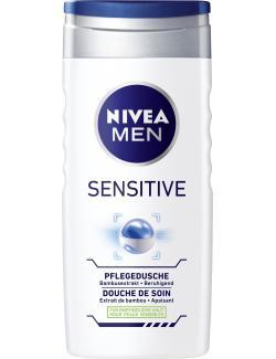 Nivea Men Sensitive Pflegedusche (250 ml) - 4005900053916