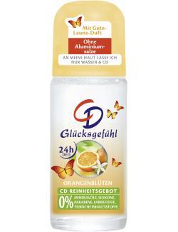 CD Glücksgefühl Deo Roll-On Orangenblüten (50 ml) - 4045612001256
