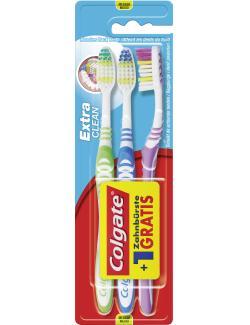 Colgate Zahnbürste Extra Clean medium (3 St.) - 8714789365152