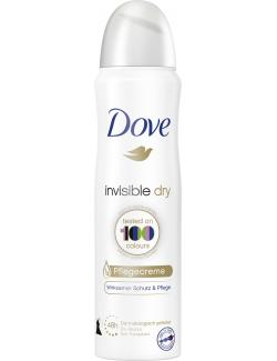 Dove Invisible Dry Anti-Perspirant/Anti-Transpirant Deodorant (150 ml) - 8712561280167