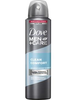 Dove Men+Care Clean Comfort Deo Spray