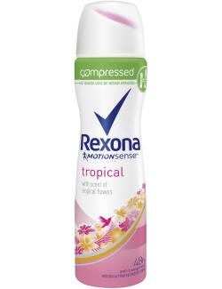 Rexona Motionsense Tropical Compresssed Deo Spray (75 ml) - 96078204