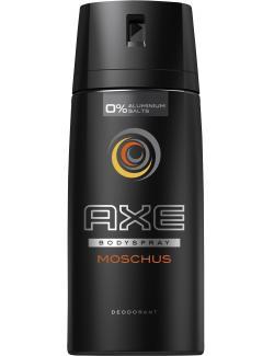 Axe Moschus Deodorant Bodyspray (150 ml) - 8712561249799