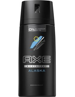 Axe Alaska Deodorant Bodyspray (150 ml) - 8712561249140