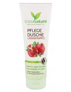 Cosnature Pflege Dusche Granatapfel (250 ml) - 4030409091138