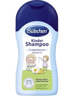 Bübchen Babypflege Kinder Shampoo für sanftes Kinderhaar
