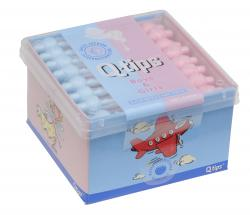 Q-Tips Baby Wattestäbchen (64 St.) - 4000576481971