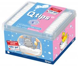 Pelz Q-Tips Baby Wattestäbchen (64 St.) - 4000576481971