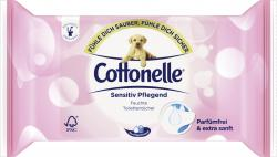 Cottonelle Pure Sensitive feuchte Toilettentücher