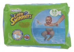 Huggies Little Swimmers Schwimmhöschen Gr. 3-4 Medium 7-15 kg