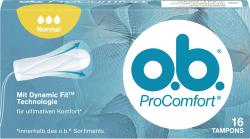 O.b. ProComfort Tampons normal (16 St.) - 3574660235982