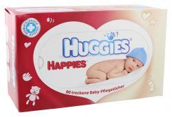 Huggies Happies Baby-Pflegetücher (80 St.) - 5029053539621