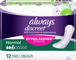 Always Discreet Inkontinenz Normal