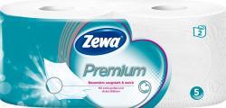 Zewa Premium Toilettenpapier 5-lagig