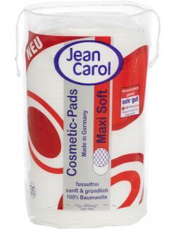 Jean Carol Cosmetic-Pads Maxi Soft (35 St.) - 4000576006730