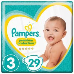 Pampers Premium Protection Größe3, 6-10kg