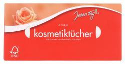 Jeden Tag Kosmetiktücher (150 St.) - 4306188352051
