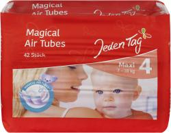 Jeden Tag Air dry Windeln Gr. 4 Maxi 7-18kg (42 St.) - 4306188352471