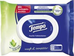 Tempo Feuchtes Toilettenpapaier sanft & sensitive Aloe Vera