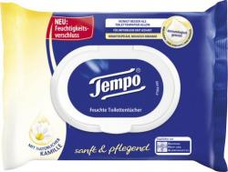 Tempo Feuchte Toilettentücher sanft & pflegend Kamille