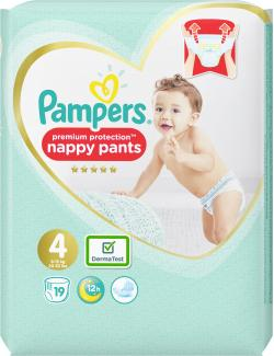 Pampers Premium Protection Pants Windeln Gr. 4 Maxi 9-15kg