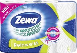 Zewa Wisch & Weg Reinweiß