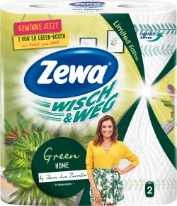 Zewa Wisch & Weg Fun Design Familie & Co.