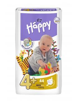 Bella Baby Happy Windeln Gr. 4+ Maxi Plus 9-20kg