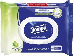 Tempo Feucht sanft & sensitiv Aloe Vera Duo