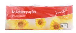 Jeden Tag Toilettenpapier Classic 3-lagig