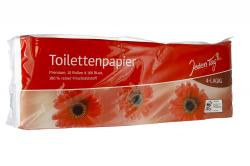 Jeden Tag Toilettenpapier 4-lagig