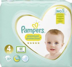 Pampers Premium Protection Gr. 4 Maxi 9-14 kg