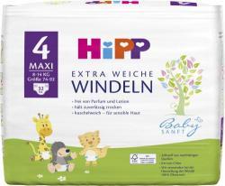 Hipp Babysanft Windeln Gr. 4 Maxi 8-14kg