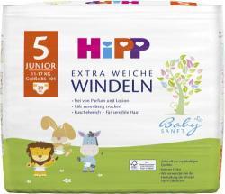 Hipp Babysanft Windeln Gr. 5 Junior 11-17kg