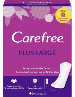 Carefree Slipeinlagen Plus Large Gr. L