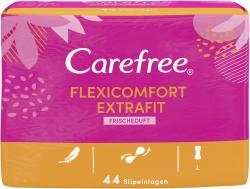 Carefree Slipeinlagen Flexicomfort Extrafit Frischeduft Gr. L