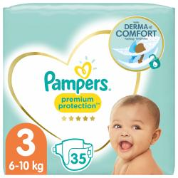 Pampers Premium Protection Windeln Gr. 3 6-10kg