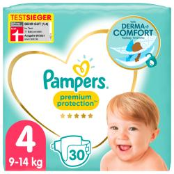 Pampers Premium Protection Windeln Gr.4 9-14 kg