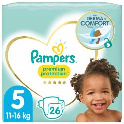 Pampers Premium Protection Gr.5 Junior 11-16kg