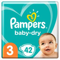 Pampers Baby Dry Gr. 3 Midi 6-10kg Einzelpack